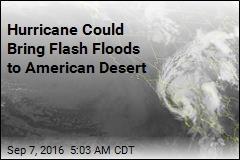 Hurricane Newton Headed for Arizona