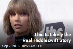 This Is Likely the Real Hiddleswift Story