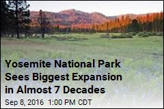 Yosemite National Park Sees Biggest Expansion in Almost 7 Decades