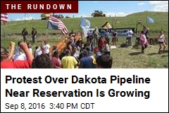 Pipeline Is Latest Reminder of Mistreatment of Natives
