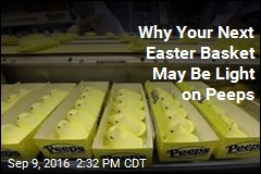 Easter Peeps in Peril as Workers Strike