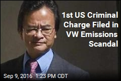 VW Engineer Pleads Guilty in Emissions Scandal