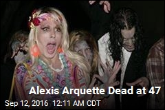 Alexis Arquette Dead at 47