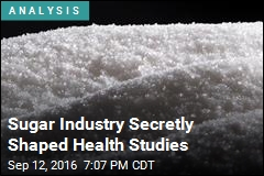 Sugar Industry Secretly Shaped Health Studies