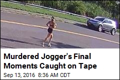 Murdered Jogger's Final Moments Caught on Tape