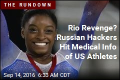Russian Hackers Release Info on US Athletes