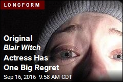 Original Blair Witch Actress Has One Big Regret