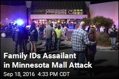 Family IDs Assailant in Minnesota Mall Attack