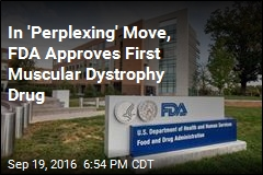 In 'Perplexing' Move, FDA Approves First Muscular Dystrophy Drug