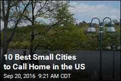 10 Best Small Cities to Live in the US