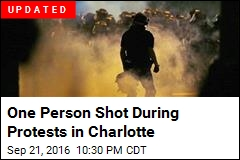 Person Shot Dead During Protests in Charlotte