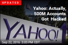 Report: Yahoo to Confirm Hack of 200M Accounts