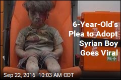 6-Year-Old's Plea to Adopt Syrian Boy Goes Viral