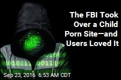 Why Users Loved a Child Porn Site Once the FBI Took It Over
