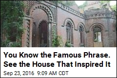 This Mansion Inspired the Line 'Keeping Up With the Joneses'