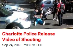Charlotte Police Agree to Release Shooting Video