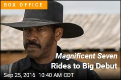 Magnificent Seven Rides to Big Debut