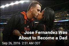 Jose Fernandez Shared Happy News a Week Before Death
