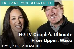 HGTV Couple's Ultimate Fixer Upper: Waco