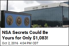 Turns Out There's Not Much Money in Hacking the NSA