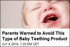 FDA Tells Parents: Avoid Homeopathic Teething Products