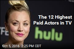 The 12 Highest Paid Actors in TV