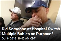 Police Launch Investigation Into 4 Babies Switched at Birth