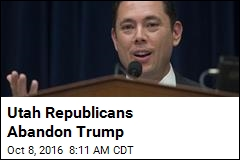 Utah Republicans Abandon Trump