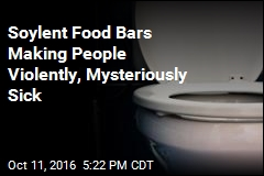 Soylent Food Bars Making People Violently, Mysteriously Sick