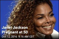 Janet Jackson Pregnant at 50