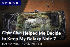 Why I'm Keeping My Galaxy Note 7