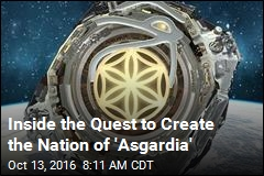 Inside the Quest to Create the Space Nation 'Asgardia'