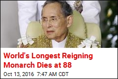 Thailand's Beloved King Has Died at Age 88