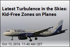 Latest Turbulence in the Skies: Kid-Free Zones on Planes