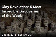 Clay Revelation: 5 Most Incredible Discoveries of the Week