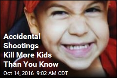 Accidental Shootings Kill More Kids Than You Know