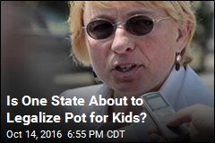 Pot for Kids? Maine Official Warns of Referendum Loophole