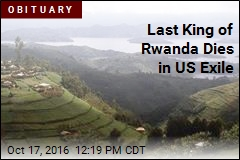 Last King of Rwanda Dies in US Exile