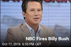 NBC Fires Billy Bush