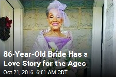 86-Year-Old Bride Has a Love Story for the Ages