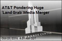 AT&T 'Eyeing Time Warner Merger'