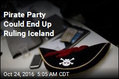 Pirate Party Could End Up Ruling Iceland