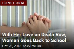 Husband on Death Row Inspires Woman to Become Lawyer