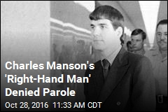 Charles Manson's 'Right-Hand Man' Denied Parole