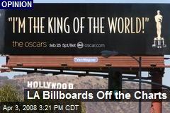 LA Billboards Off the Charts
