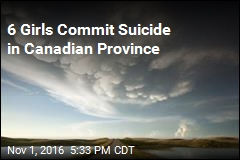 6 Girls Commit Suicide in Canadian Province