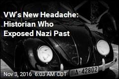 VW's New Headache: Historian Who Exposed Nazi Past