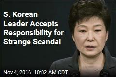 'Sad Thoughts Trouble My Sleep': S. Korean Leader Apologizes