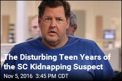 The Disturbing Teen Years of the SC Kidnapping Suspect
