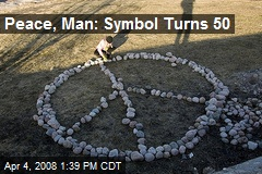 Peace, Man: Symbol Turns 50